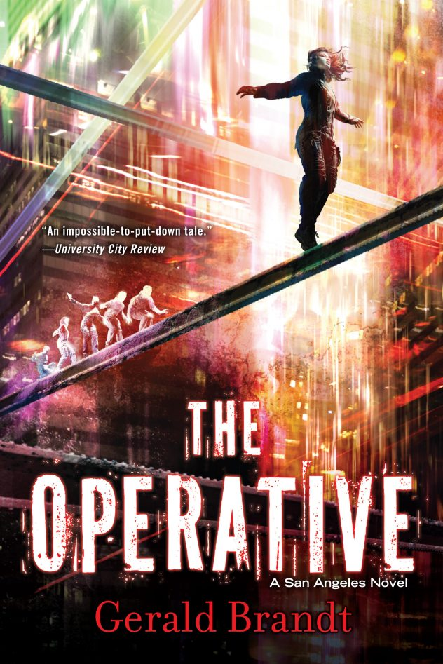 The Operative front cover