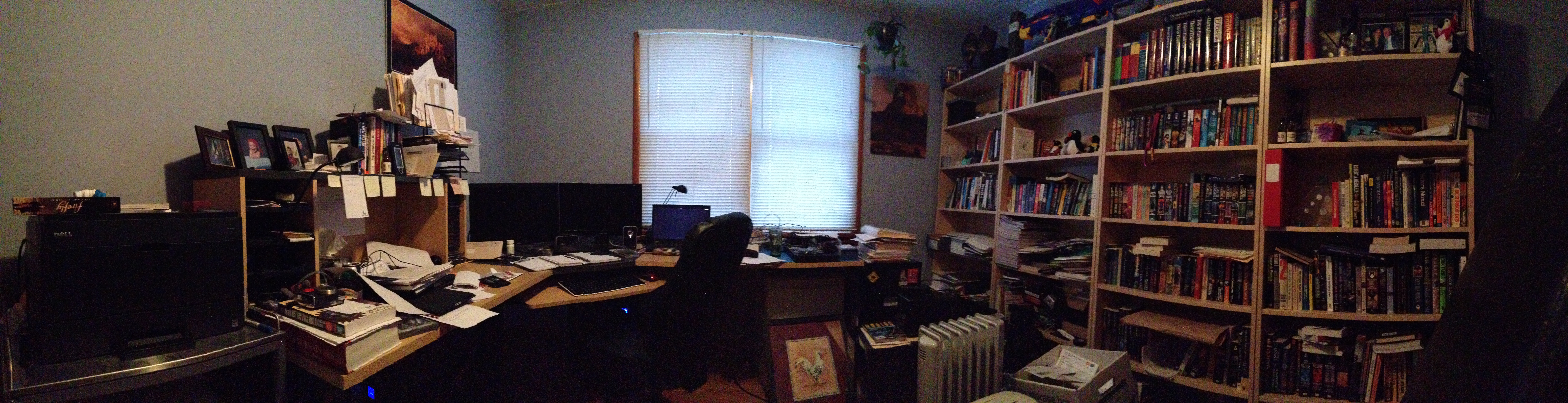 Gerald's Office